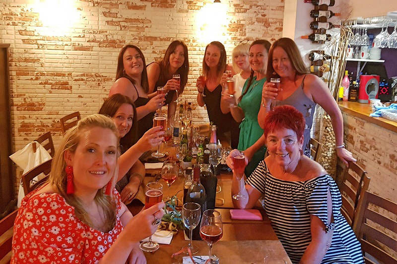 Celebrate your birthday at Paneils Restaurant Benidorm old town.